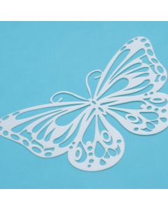 Marabu Silhouette sjabloon 15 x 15 cm Romantic Butterfly
