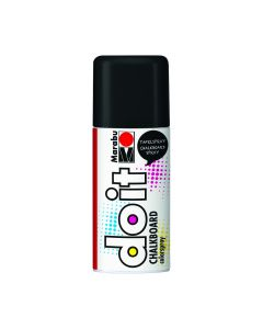 Marabu Do It verfkleurspray krijtbord 150 ml zwart