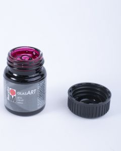 Marabu Glas Art 15 ml bordeaux