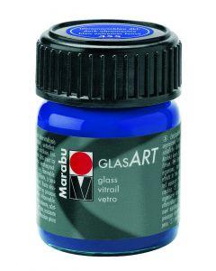 Marabu Glas Art 15 ml ultramarijnblauw