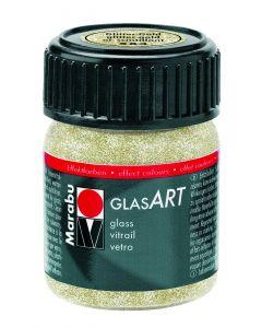 Marabu Glas Art 15 ml glitter goud