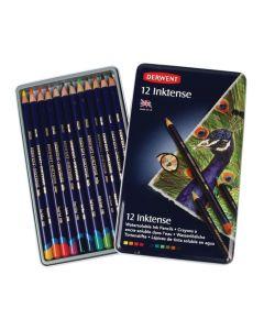 Derwent Inktense potloden 12 stuks