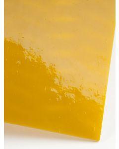 Glasplaat 3 mm COE 90 200 x 180 mm oranje opaal