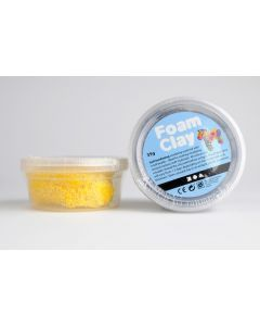 Foam Clay 35 g geel