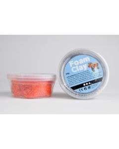 Foam Clay 35 g rood