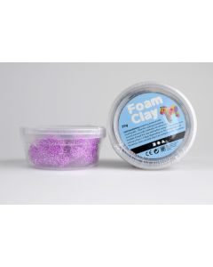 Foam Clay 35 g neon paars