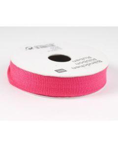 Lint effen 2 m fluo roze