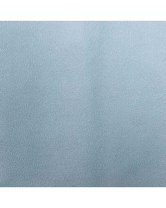 Kunstleder mat 45 x 100 cm lichtblauw