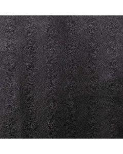 Kunstleder mat 45 x 100 cm zwart