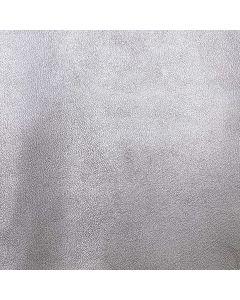 Kunstleder metallic 45 x 100 cm zilver