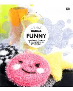 Boek - Creative Bubble Funny FR + NL vertaling