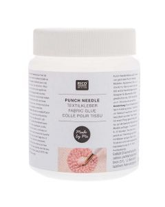 Textiellijm voor Punch needle 250 ml