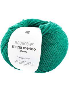 Mega Merino 100 g groen