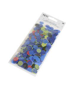 Confetti 20 g multicolor mix
