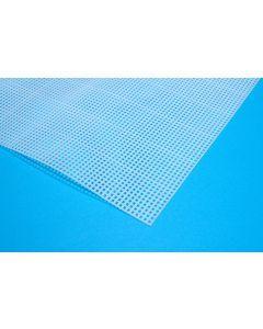 Borduurstramien plastic rechthoek 34 x 26,5 cm
