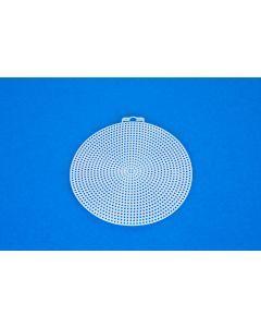 Borduurstramien plastic rond 15 cm