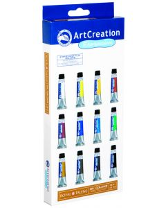 Art Creation olie set 12 x 12 ml