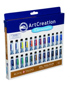 Art Creation olie set 24 x 12 ml