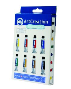 Art Creation aquarel set 8 x 12 ml