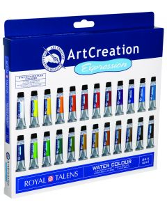 Art Creation aquarel set 24 x 12 ml