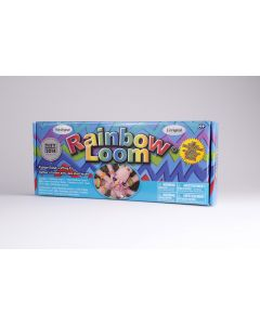 Rainbow Loom starterkit incl. 600 bands 24 C-clips