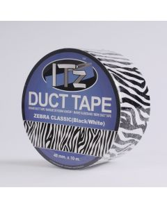 Duct Tape 48mm x 10 m Zebra