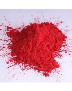 Holi kleurpoeder 70 g rood