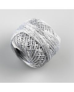 Arista garen 100 m zilver