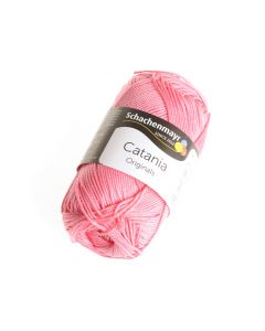 Catania garen katoen 50 g 125 m pink