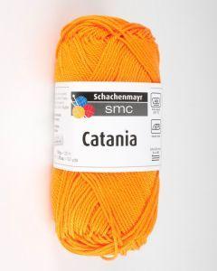 Catania garen katoen 50 g 125 m mandarijnoranje