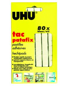UHU Tac Pads 80 stuks