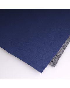 Kunstleder ca. 68 x 50 cm blauw