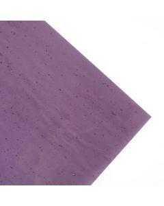 Glasplaat 3 mm COE 90 20 x 18 cm violet transparant