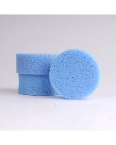 Grimeerspons blauw