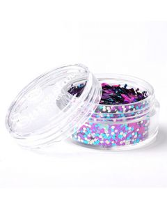 Superstar chunky glittermix 8 ml Festival