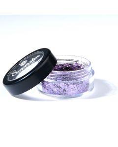 Superstar bioafbreekbare glitters 6 ml chunky mix violet