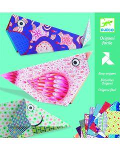 Djeco origami Grote dieren 6-11 jaar