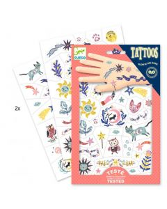 Djeco tattoos Sweet Dreams +3 jaar