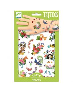 Djeco tattoos Happy Spring +3 jaar