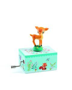 Muziekdoos Bambi - Vivaldi 'Lente'