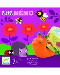 Djeco Little Memo 2,5+