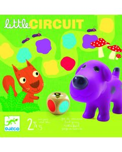 Djeco Little Circuit 2,5+