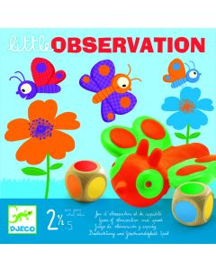 Djeco Little Observation 2,5+