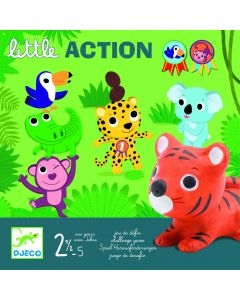 Djeco Little Action 2,5+