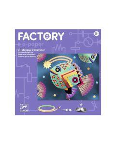 Djeco Factory e-paper Abysses 8+