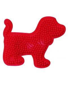 Ses figuurplaat hond