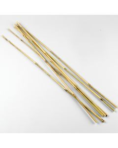 Bamboestokken 60 cm 7 stuks