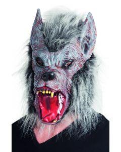 Masker latex weerwolf