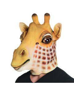 Masker latex giraf