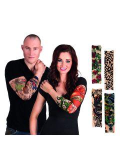 Tattoo mouw, keuze uit 6 motieven
